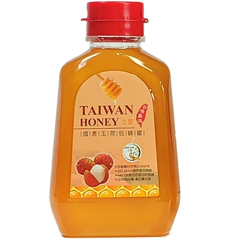 [上喆蜂蜜]國產玉荷包蜂蜜-460g