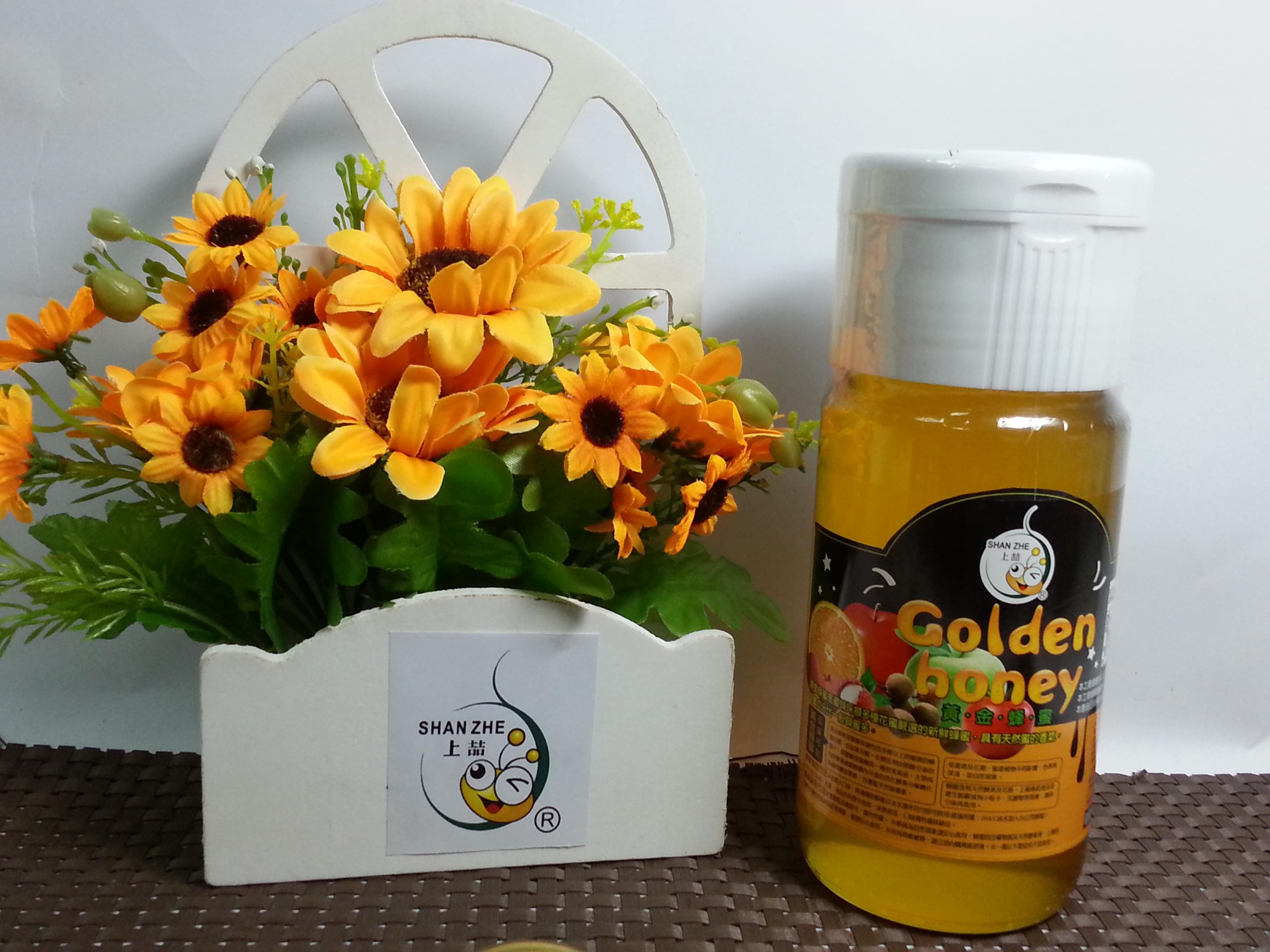 ★黃金蜂蜜-700g