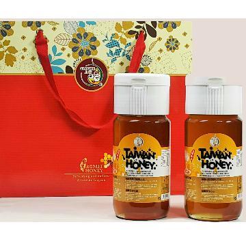 [上喆蜂蜜]台灣蜂蜜禮盒組-700g(2入)