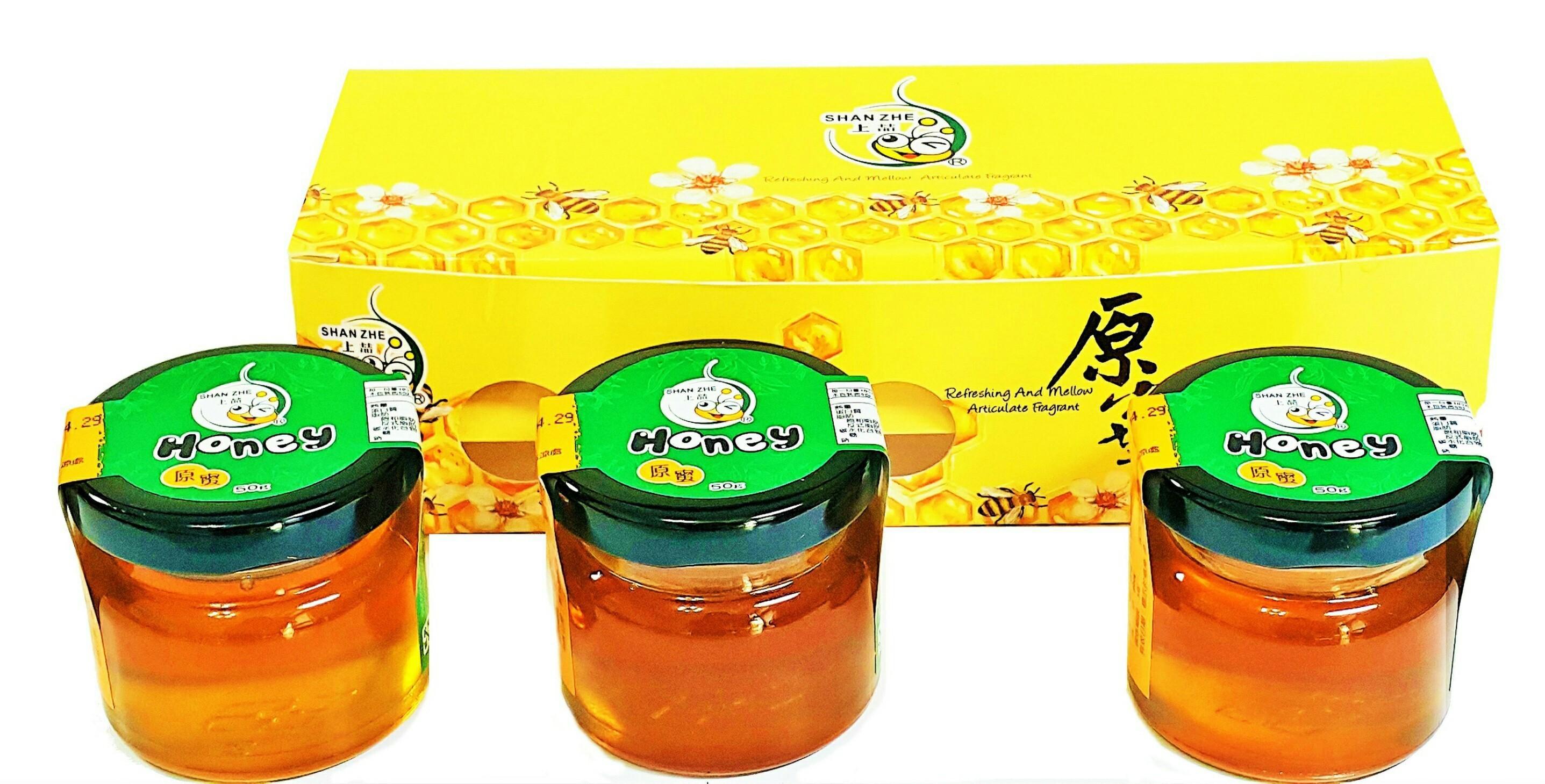 [上喆蜂蜜]原蜜50g(3入)