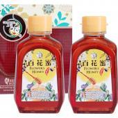 [上喆蜂蜜]百花蜂蜜禮盒-460g(2入)